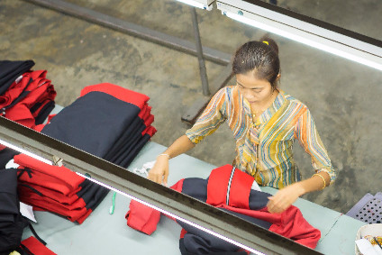 There are around 1.1m workers in Myanmar's garment, textile, footwear and accessories sectors