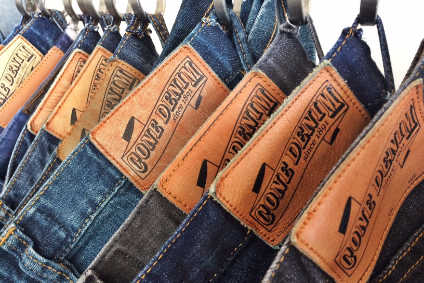 The White Oak Shop sells Cone Denims latest selvage styling