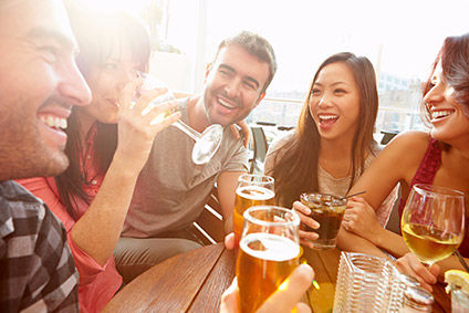 Younger consumers are already keen on drinking less, but drinking better