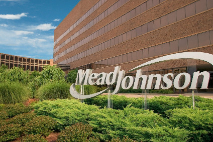 Mead Johnson said constant-currency Q1 sales up 1.5% on Q4 of 2015