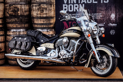Brown-Forman unveils Jack Daniels Indian motorcycle