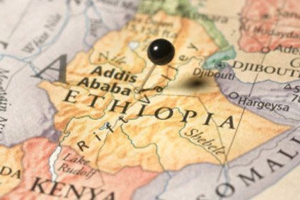 Ethiopia - site of Nutropias planned chicken facility