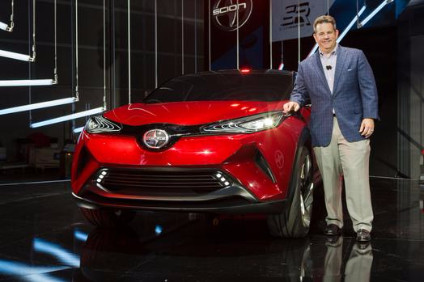 Scion's Millennials have moved on. Time to go mainstream again