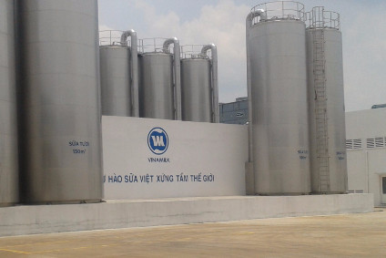 Vinamilk to export dairy products to China