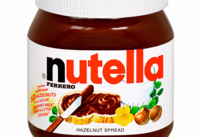 Study finds ingredient in Nutella may cause cancer