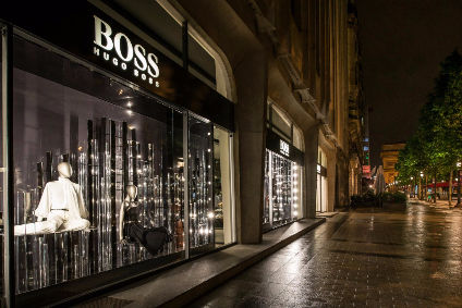 Casualwear supports Hugo Boss as European lockdowns disrupt trade