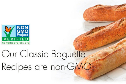 Aces baguette gains GMO-free verification