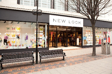 New Look eyes investment for French store estate