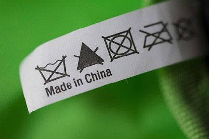 Chinas export competitiveness is shifting from apparel to textiles