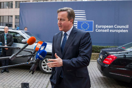 David Cameron wants to renegotiate terms of UK membership of EU