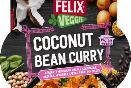 Orkla launches Felix vegetarian meals line in Sweden