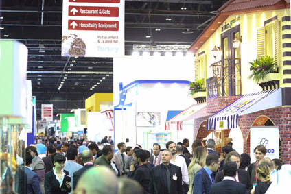 The Gulfood trade show has opened in Dubai this week