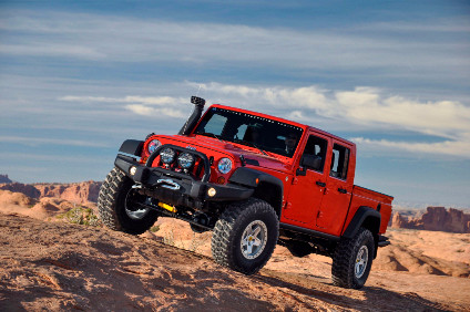 Nz Jeep Importer Launches Aev S Rhd Wrangler Truck Automotive Industry News Just Auto