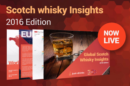 The latest research on Scotch whisky from just-drinks and The IWSR has been published this week