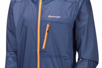 Montanes jackets include Pertexs latest fabric technology