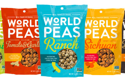 Snack it Forward has acquired World Peas