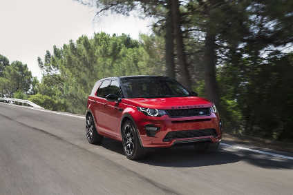 Discovery Sport Dynamic A New Variant For Model Year 2016