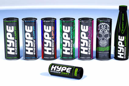 Hype Energy Drinks has teamed up with Sahara Force India for the next Formula One season