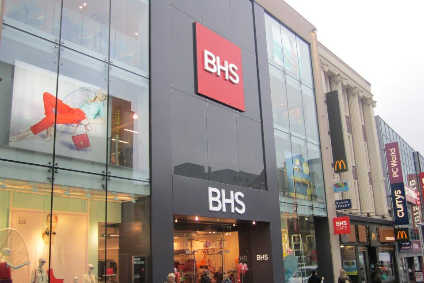 BHS threatens 40 store closures in rent review