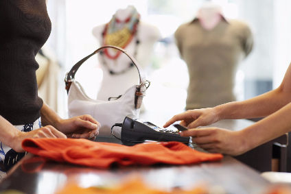 October sales volumes at clothing stores were down 13.8% on February