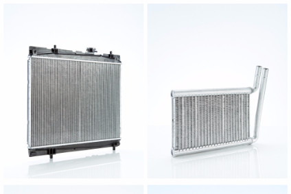 Densos heat exchangers.
