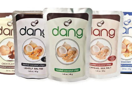 Dang Foods has accepted investment from Sonoma Brands