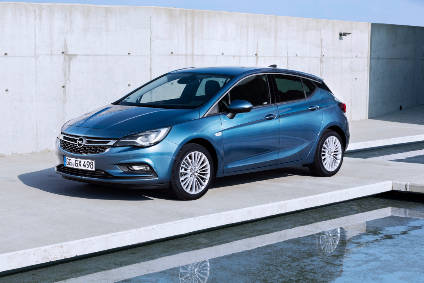 Opels latest Astra