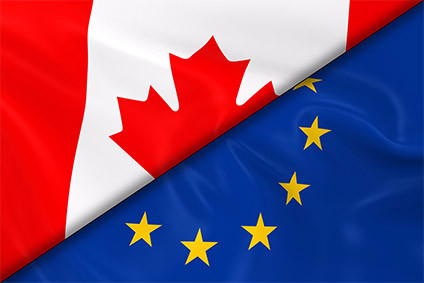 European Union parliament approves trade deal with Canada