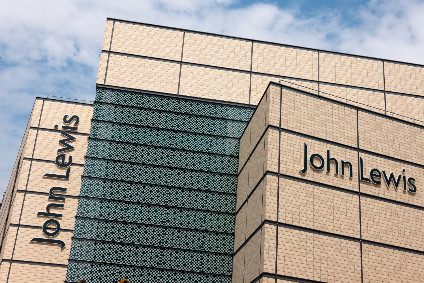 John Lewis reported a near-99% H1 profit drop today
