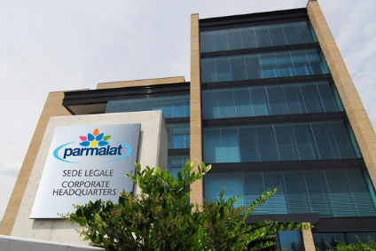 Parmalat stuck to full-year forecasts