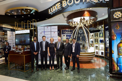 Pernod Ricard said it sold two bottles of Chivas Regal The Icon on the Mumbai airport stores first day