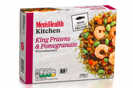 Kerry Group launches Mens Health frozen meals range