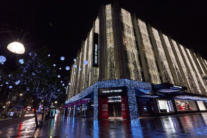 House of Fraser chairman, Frank Slevin, said the retailer is on track with its plans to enter the proposed CVA agreement
