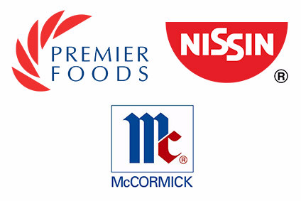 "Premier Foods rebuffs McCormick takeover interest - but strikes ""co-operation"" deal with Japans Nissin"