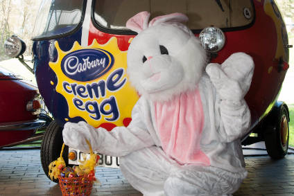 Happy Easter and if youre in lockdown, please stay at home as much as you can