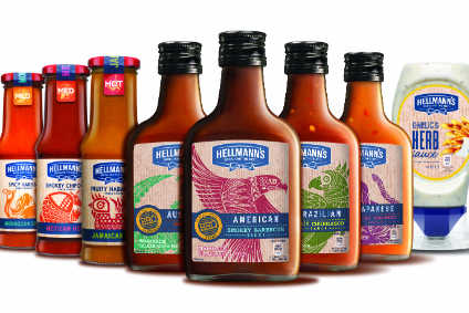Unilever launches Hellmanns sauces range in UK