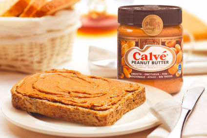 Unilever eyes wider roll-out of Calve peanut butter in UK, Ireland