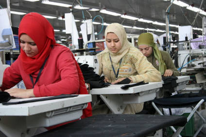 Egypt apparel sector underperforming but ambitious