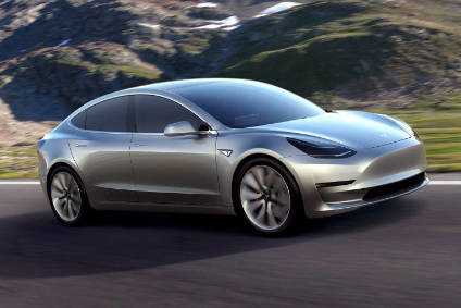 Model 3 production is due to start slowly in mid-2017