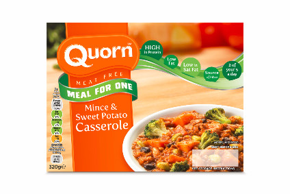 Quorn product launch goes toe-to-toe with meat equivalents