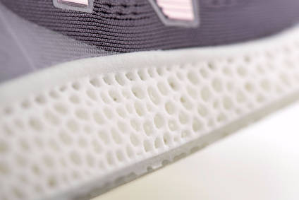 ece4ec47 New Balance to debut 3D printed running shoe | Apparel Industry News ...