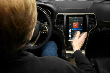 Gesture control is now being fitted to vehicles in production