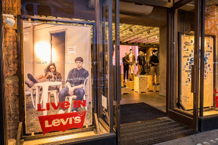 Buying a used pair of Levi's jeans through SecondHand is said to save approximately 80% of the CO2 emissions and 700 grams of waste compared to buying a new pair of Levi's jeans