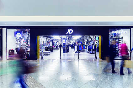 JD Sports has confirmed it is exploring additional funding options with a view to increasing its flexibility to invest in future strategic opportunities