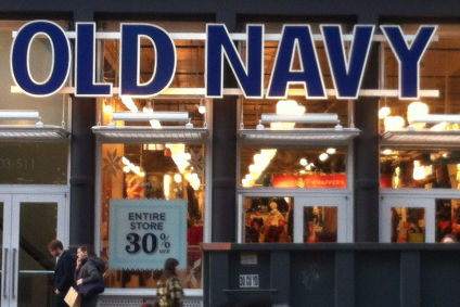 Old Navy was the best performing division for Gap in August