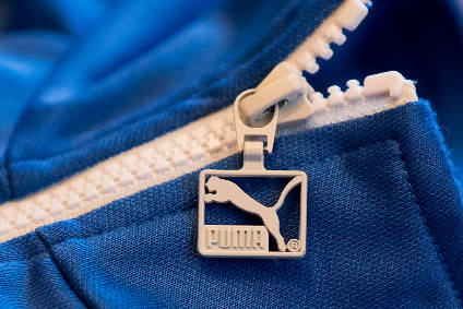 Puma featured third on the list of sustainable companies