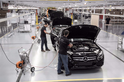 Mercedes assembly in Brazil. Will Russia be next?
