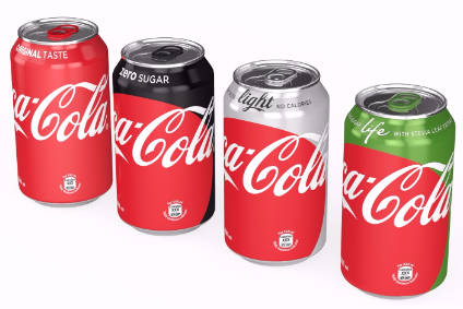 The Coca-Cola Co posted global flat volumes in Q2