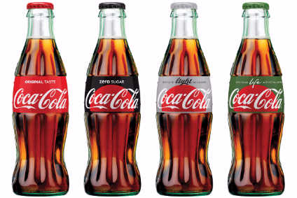 Coca-Cola Co's H1 & Q2 performance by region - Focus