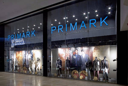 Store growth boosts Primark sales